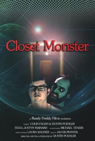 Closet Monster Poster
